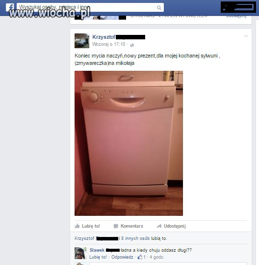 Kolejna wiocha z FB