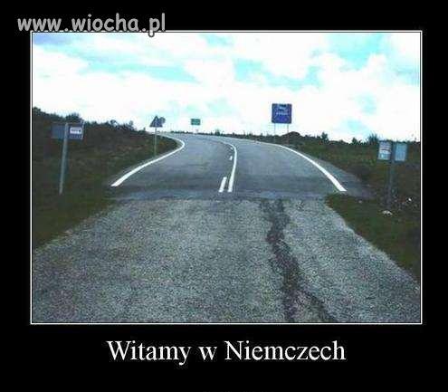 Porównanie Polskiej i Niemieckiej ulicy