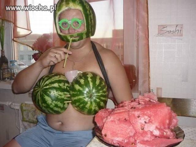 Letnia dieta arbuzowa