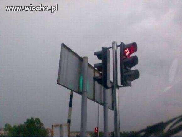 Pomysłowośc drogowców nie zna granic