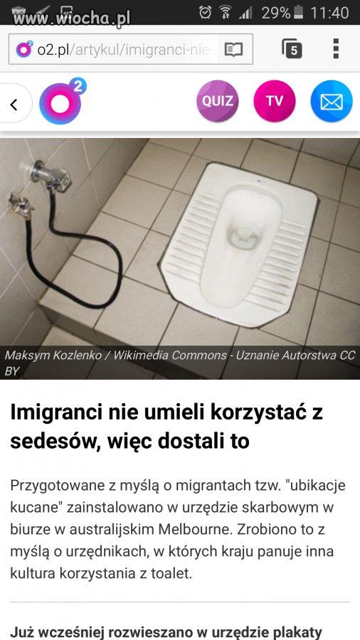 WC dla urzędników