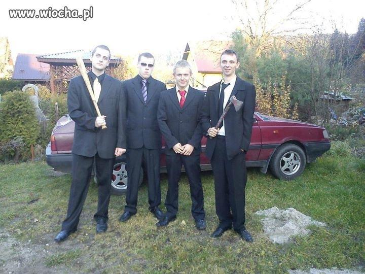 Wiejska mafia