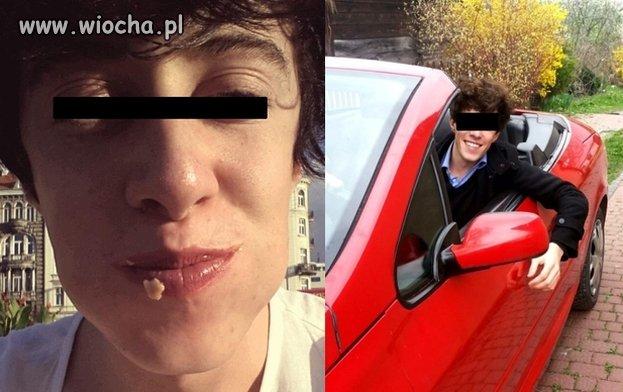 """""""Najmłodszy polski milioner"""" aresztowany"""