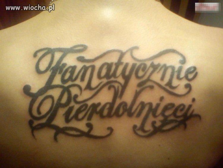 Fantazja tatuażu