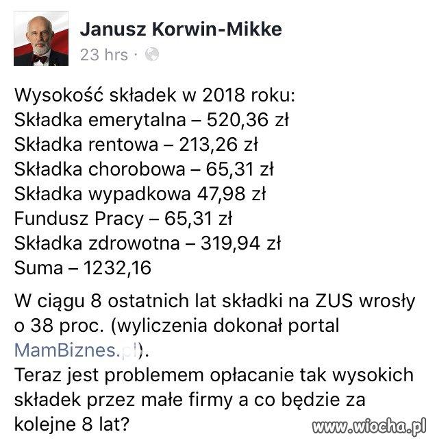 W ciągu roku to prawie 15tys. zł