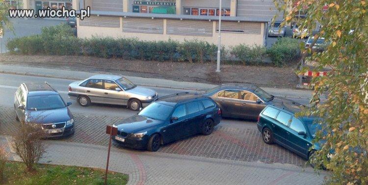 Parkowanie buraka