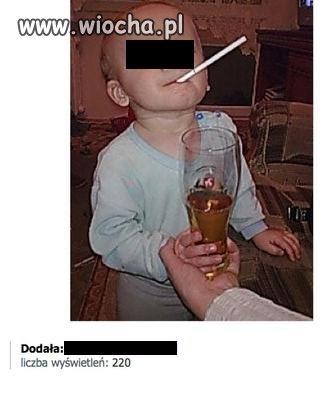 Biedne dziecko