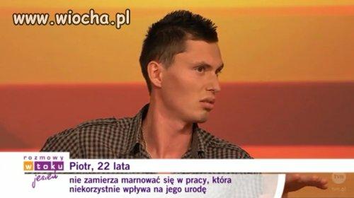 Piotr 22  lata