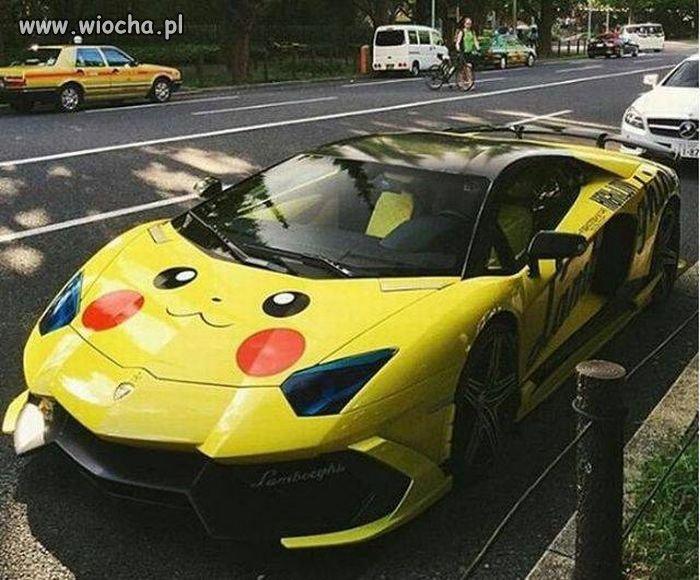 Kolejny fan Pokemonów
