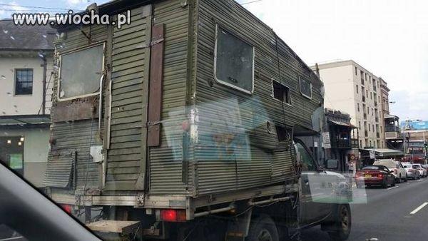 Ruski Camper