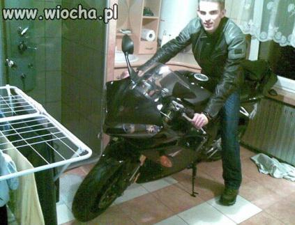 Miłość do motocykla