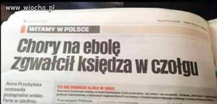 Sezon ogórkowy w prasie.