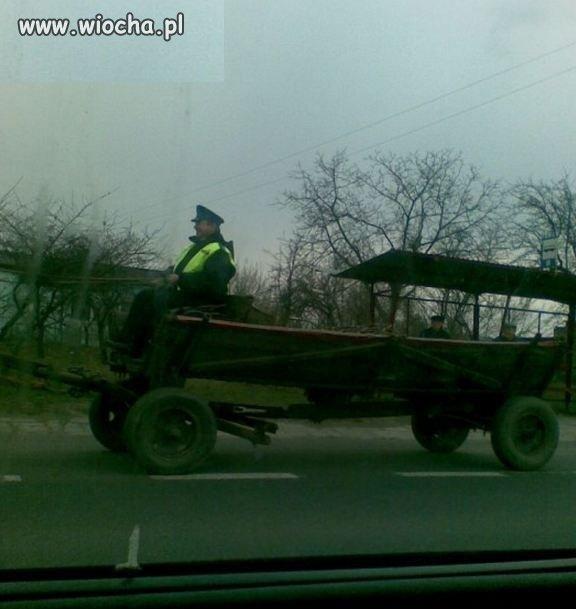 Policja otrzymała nowe radiowozy...