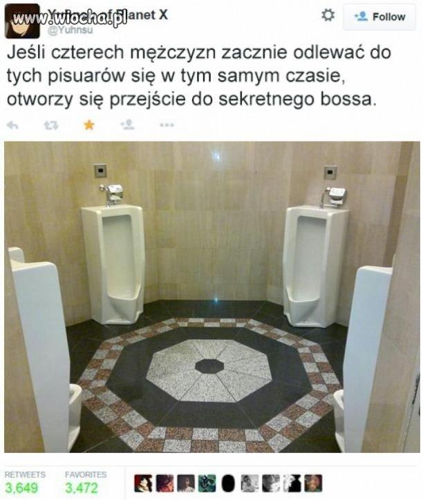 Toaletowy boss
