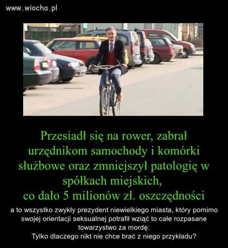 A prezydent mojego miasta (Zdanowska z PO ) ...