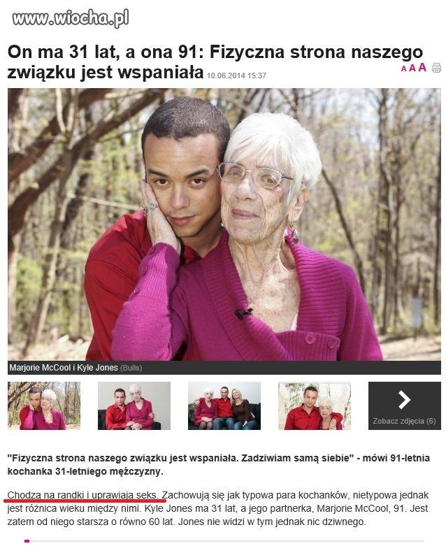 Nekrofil???...sex z 91-letnią