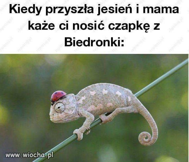 Kiedy mama...