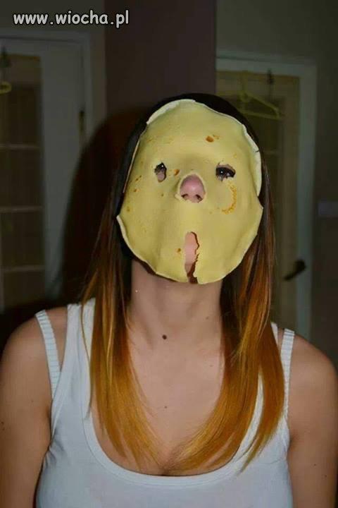 Domowa maska kaena