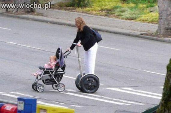 Pomys�owa mamusia
