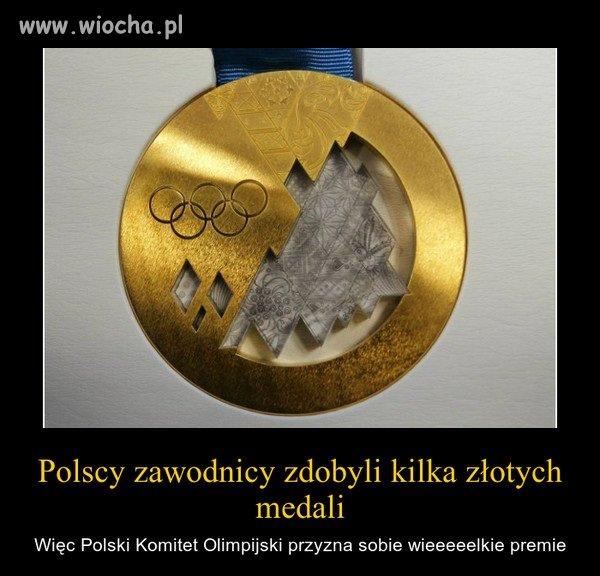 Polski Komitet Olimpijski już zaciera ręce