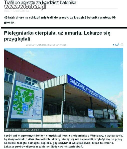 Sprawiedliwo�� w Polsce