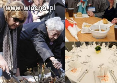 Skandal w Ravensbrück: Ocalone kobiety jadły z