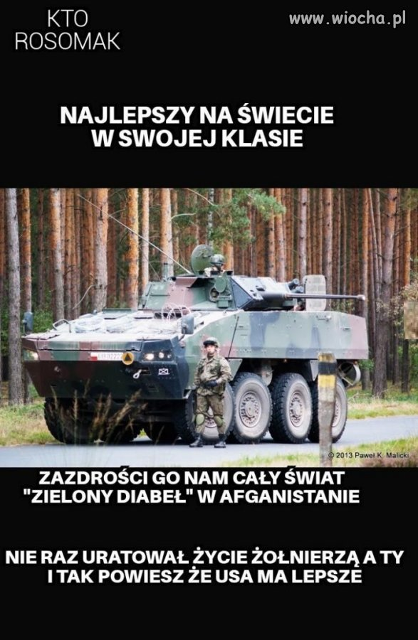 Polska ma dobry sprzęt