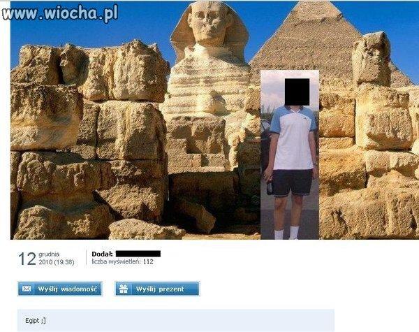 Wakacje w Egipcie ...