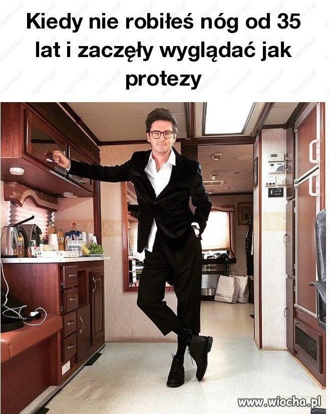 Dla niego być na wiocha.pl to zaszczyt