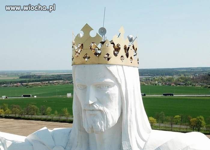 Jezus GSM, król Polski