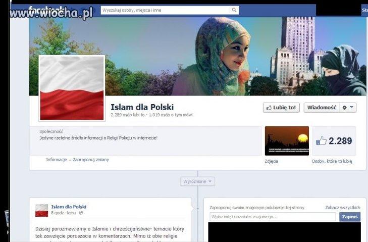Islamizacja trwa, czas na Polskę
