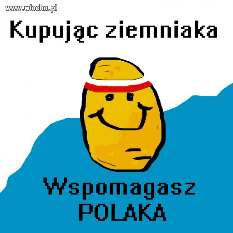 Wspierać polski biznes to nie wiocha !