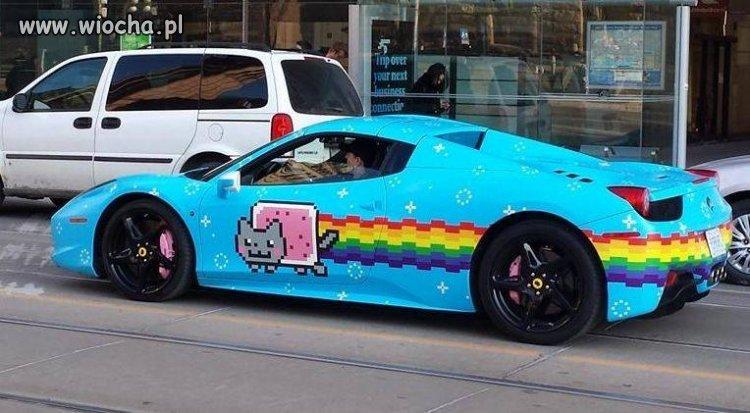 Sweet Car.