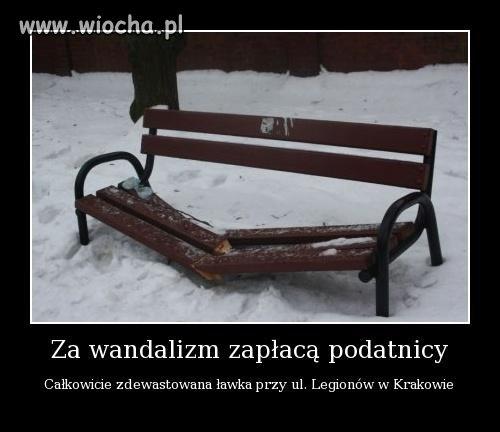 Wandalizm