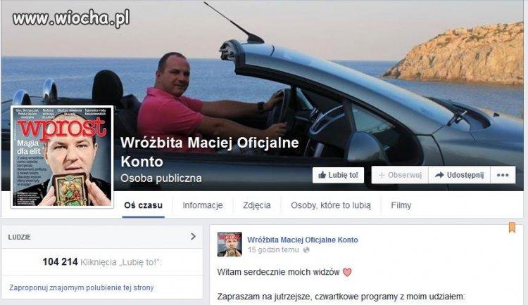 Największa wiocha na Facebooku...
