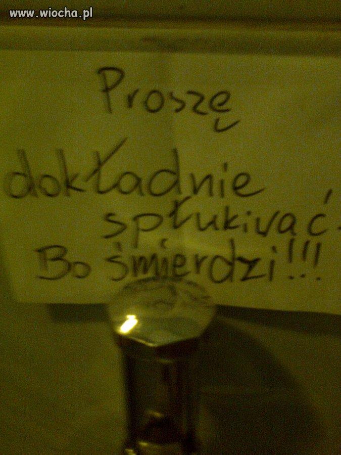 """Toaleta w przychodni """"Piekary Śląskie"""""""
