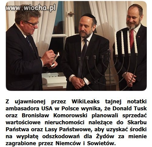 Takiego Prezydenta Polski chcecie ??