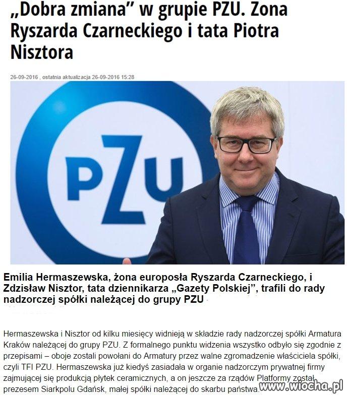 Dbają o dobro Polski