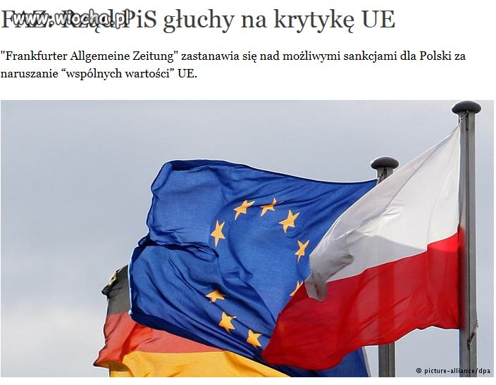 Nie lubię PiS ale Niemcy niech zajmą się sobą
