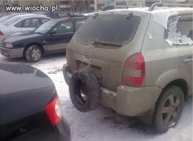 Czujnik  parkowania