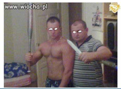 Oto gangsterzy z naszej klasy