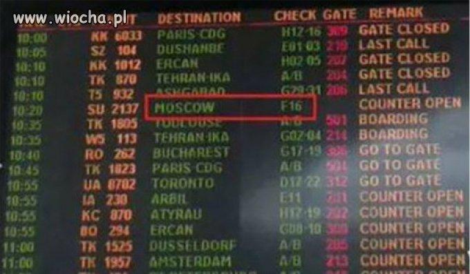 Tymczasem na lotnisku w Stambule