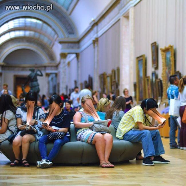 Byłeś w muzeum? Byłem. I co mają?