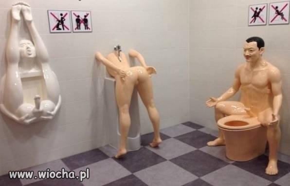 Takie tam WC