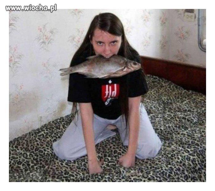 Takie tam z rybą