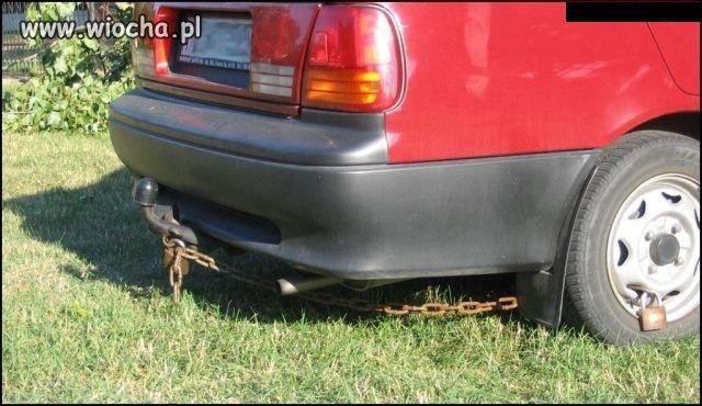 Kradzież samochodu?