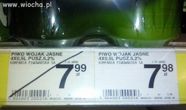 Mega promocja w Carrefour...