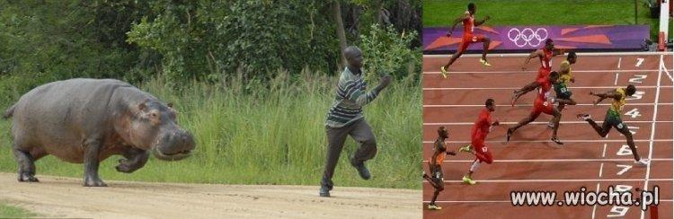 Cała prawda o czarnoskórych biegaczach