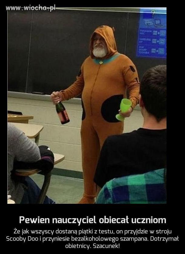 Najlepszy nauczyciel świata