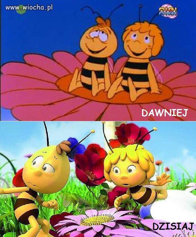 Pszczółka Maja...